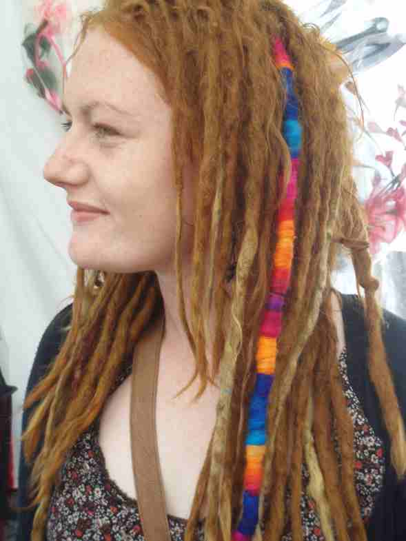 Dreadlock braid
